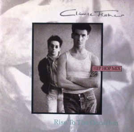"Climie Fisher ‎– Rise To The Occasion (7"" Single) S90"