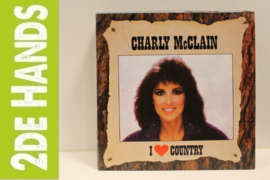 Charly McClain ‎– I Love Country (LP) A50