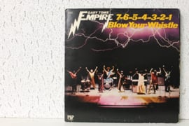 Gary Toms Empire ‎– 7-6-5-4-3-2-1 Blow Your Whistle (LP) J10