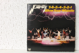 Gary Toms Empire ‎– 7-6-5-4-3-2-1 Blow Your Whistle (LP) G50