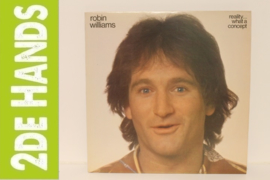 Robin Williams ‎– Reality... What A Concept (LP) C20