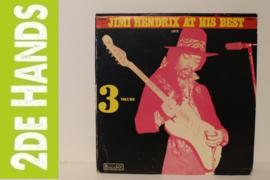 Jimi Hendrix – Jimi Hendrix At His Best (Volume 3)  (LP) G40