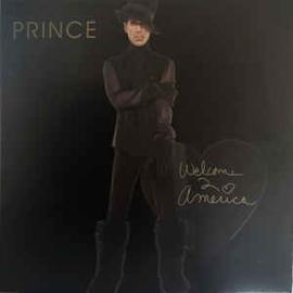 "Prince - Welcome 2 America (7"" Single)"