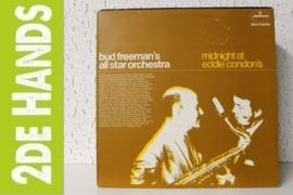 Bud Freeman's All Star Orchestra – Midnight At Eddie Condon's (LP) C40