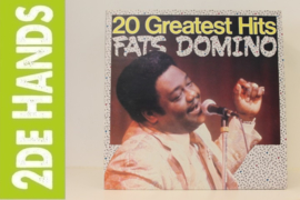Fats Domino ‎– 20 Greatest Hits (LP) K30