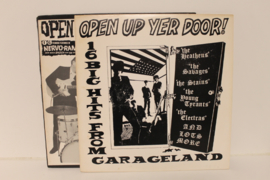 Various ‎– Open Up Yer Door! VOL 1 & 2 (Serie van 2 LP's) S10