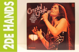 Crystal Gayle ‎– I've Cried The Blue Right Out Of My Eyes (LP) B50