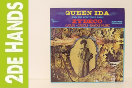 Queen Ida And The Bon Temps Zydeco Band - Zydeco (LP) H10