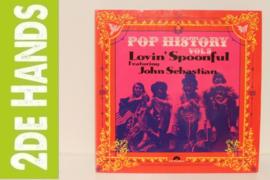 Lovin' Spoonful Featuring John Sebastian – Pop History Vol 5 (LP) G20