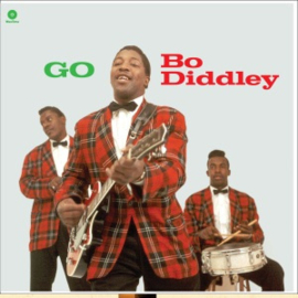 Bo Diddley - Go Bo Diddley (LP)
