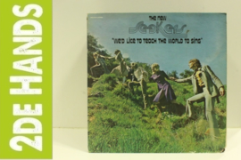 The New Seekers ‎– We'd Like To Teach The World To Sing (LP) B90