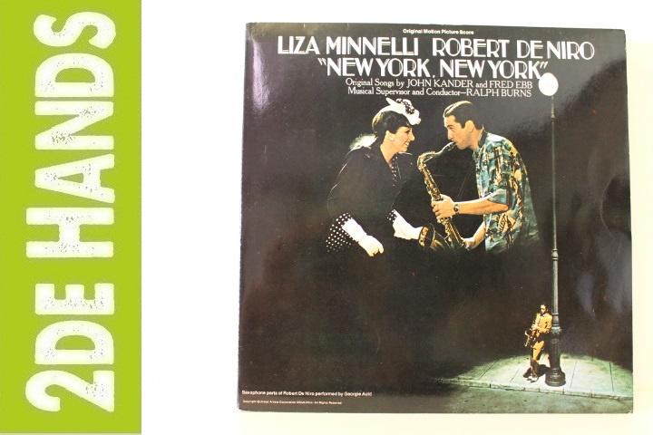 Various – New York, New York (Original Motion Picture Score) (2LP) K30