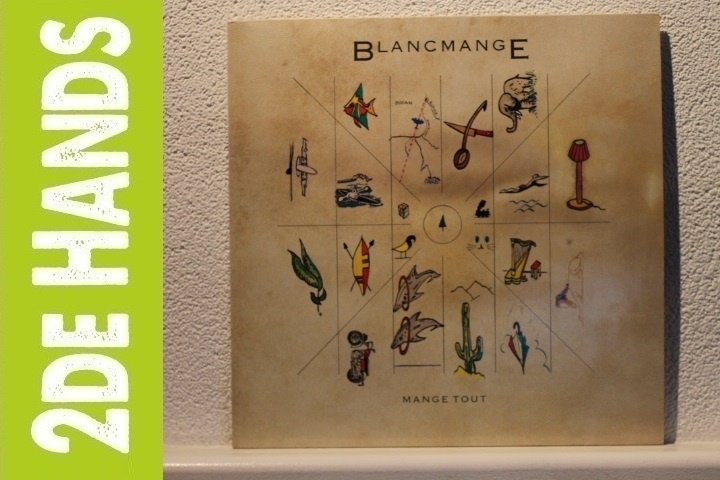 Blancmange - Mange Tout (LP) B20