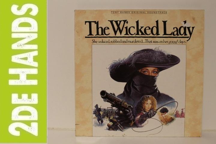 Tony Banks – The Wicked Lady (Original SoundTrack) (LP) G40