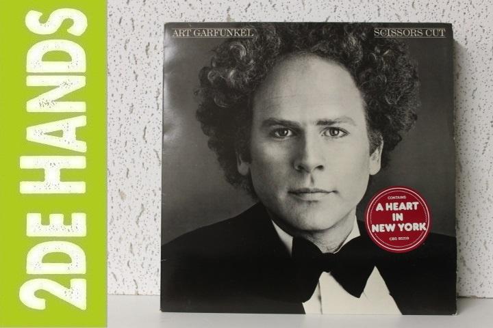 Art Garfunkel – Scissors Cut (LP) G50