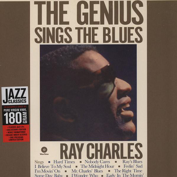 Ray Charles - The Genius Sings The Blues (LP)