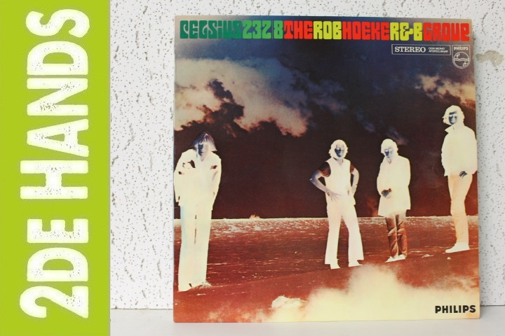 Rob Hoeke R & B Group ‎– Celsius 232,8 (LP) B90