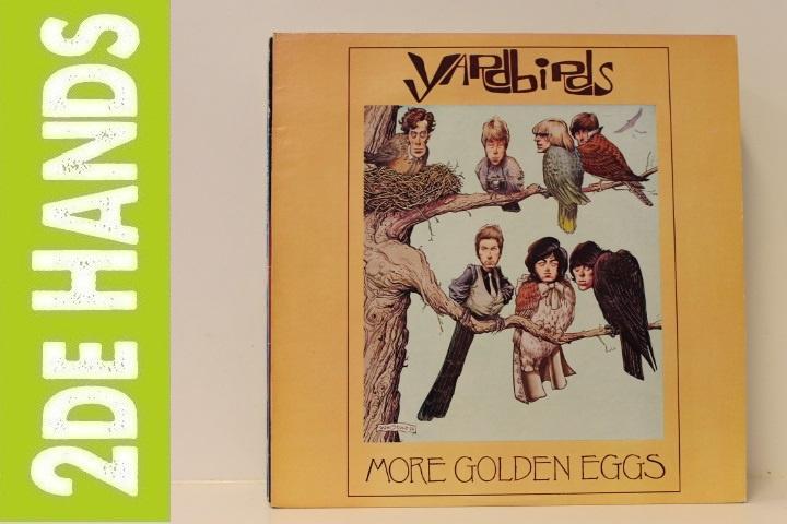 The Yardbirds – More Golden Eggs (LP) K40