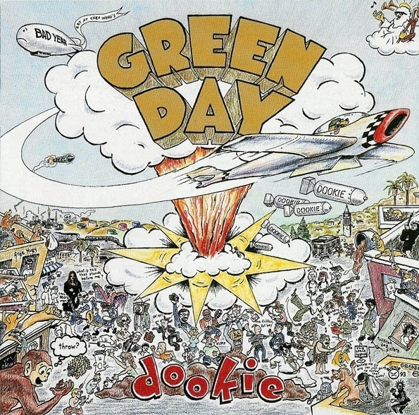 Green Day - Dookie (LP)