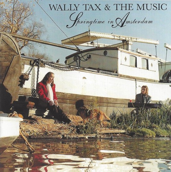 Wally Tax & The Music – Springtime In Amsterdam (LP)