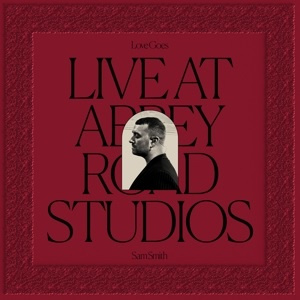 Sam Smith - Love Goes: Live At Abbey Road (LP)