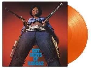 Various – Hot Shots Of Reggae (LP)