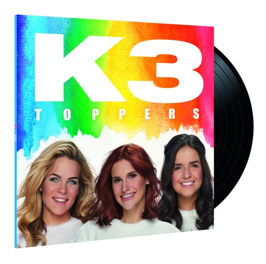 K3 - K3 Toppers (LP)