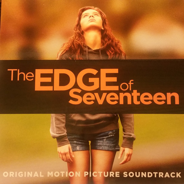 Various ‎– The Edge Of Seventeen [Original Motion Picture Soundtrack] (2LP)