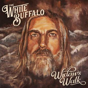 The White Buffalo - On the Widow's Walk -Coloured- (LP)