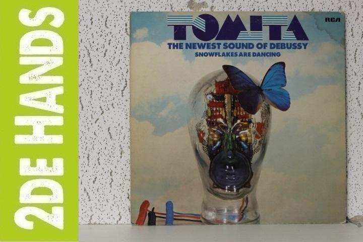 Tomita – Snowflakes Are Dancing (LP) E40