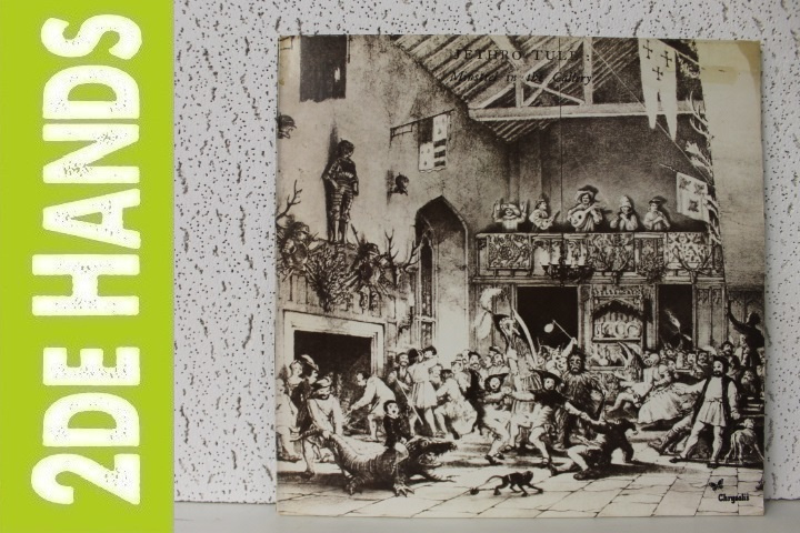 Jethro Tull – Minstrel In The Gallery (LP) E70