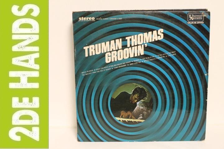 Truman Thomas – Groovin' (LP) G70