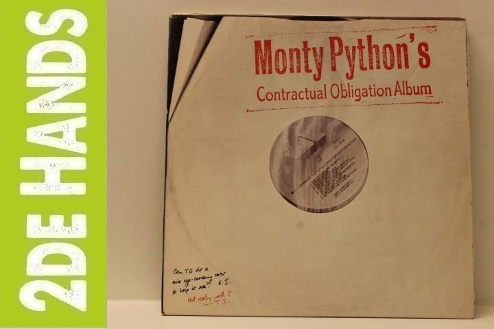 Monty Python – Monty Python's Contractual Obligation Album (LP) D70