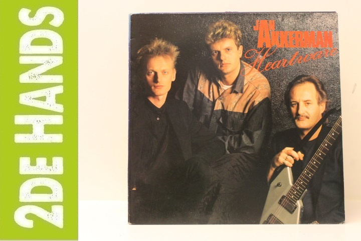 Jan Akkerman – Heartware (LP) K40