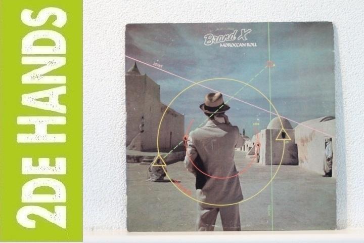 Brand X - Moroccan Roll (LP) E30