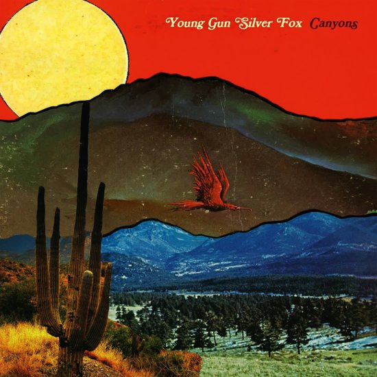 Young Gun Silver Fox - Canyons (PRE ORDER) (LP)