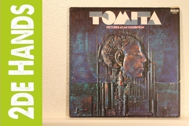 Tomita - Pictures At An Exhibition (LP) G70