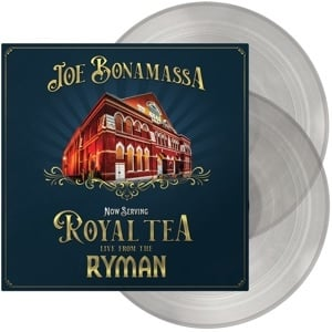 Joe Bonamassa - Now Serving:Royal Tea Live From the Ryman (2LP)