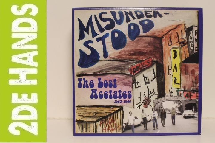 The Misunderstood – The Lost Acetates 1965-1966 (LP) C90