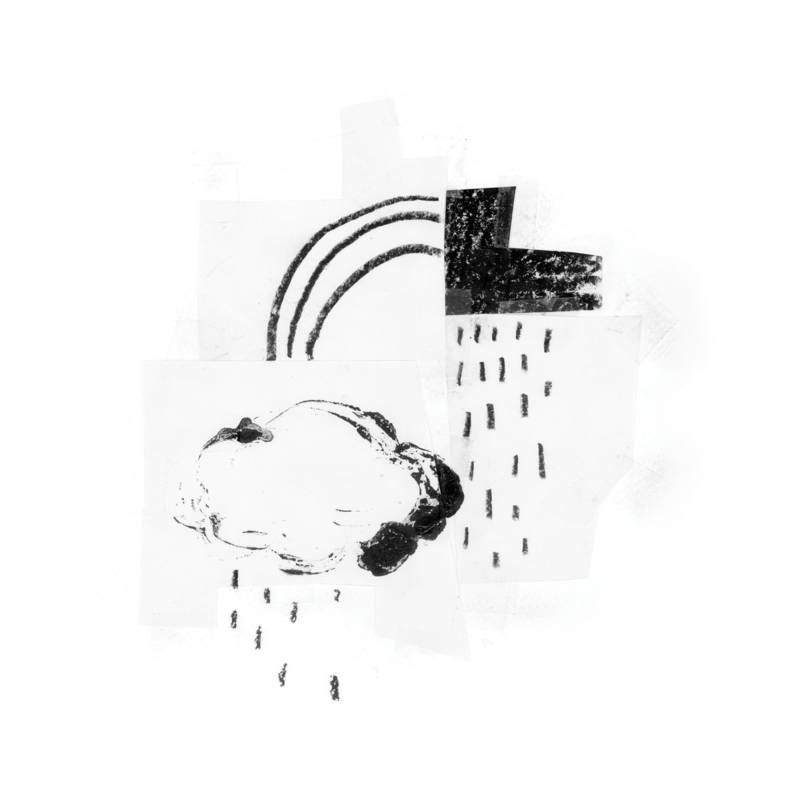Damien Jurado ‎– In The Shape Of A Storm (LP)