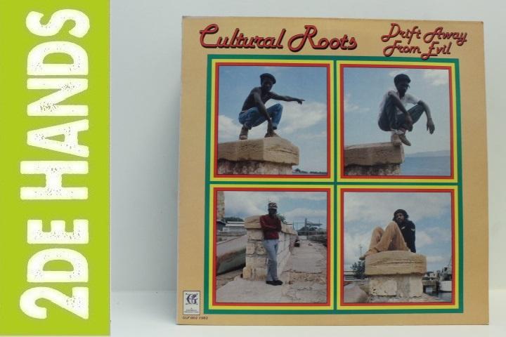 Cultural Roots – Drift Away From Evil (LP) K70