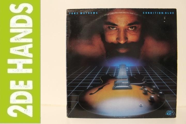 Tony Mathews – Condition: Blue (LP) H40