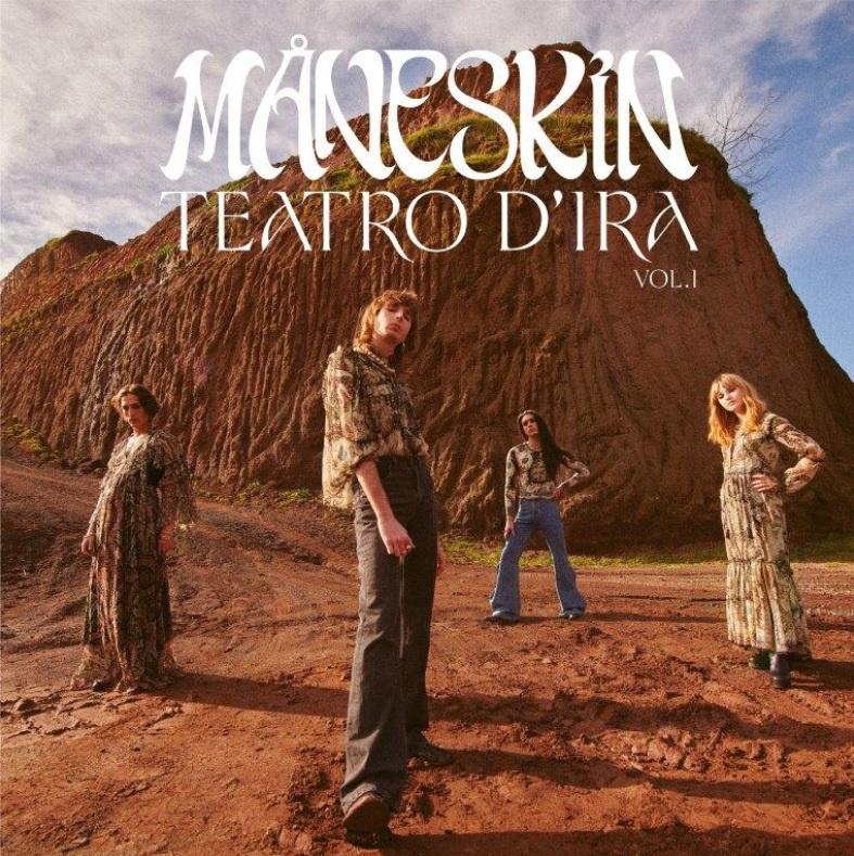 Måneskin - Teatro D'Ira Vol. 1 (PRE ORDER) (LP)