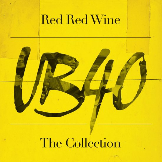 UB40 – Red Red Wine The Collection (LP)