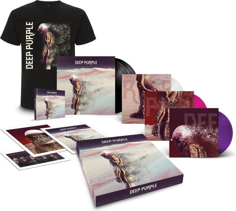 Deep Purple - Whoosh! (DeLuxe Boxset)