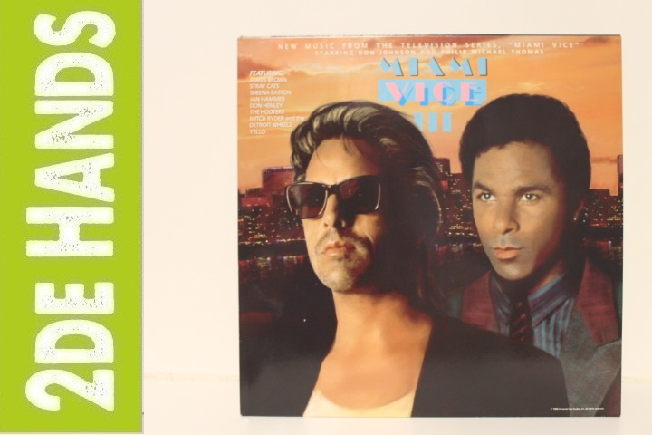 Various ‎– Miami Vice III (LP) A20