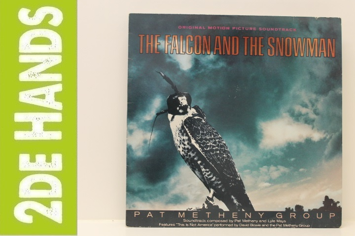 Pat Metheny Group – The Falcon And The Snowman (Original Motion Picture Soundtrack)(LP) F70