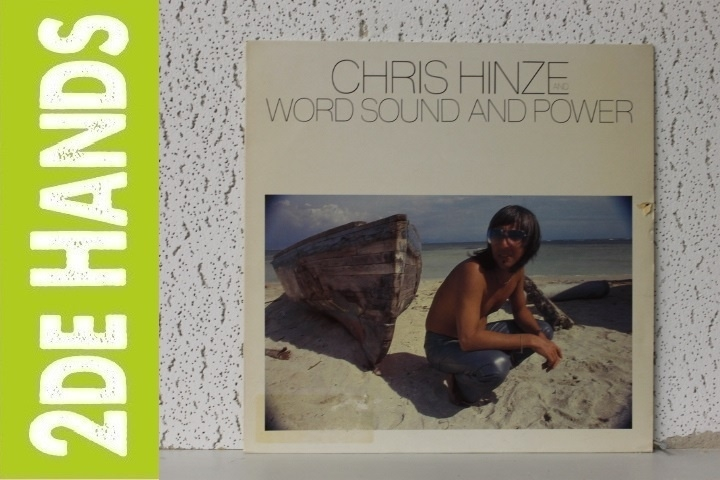 Chris Hinze – Word, Sound And Power (LP) B60