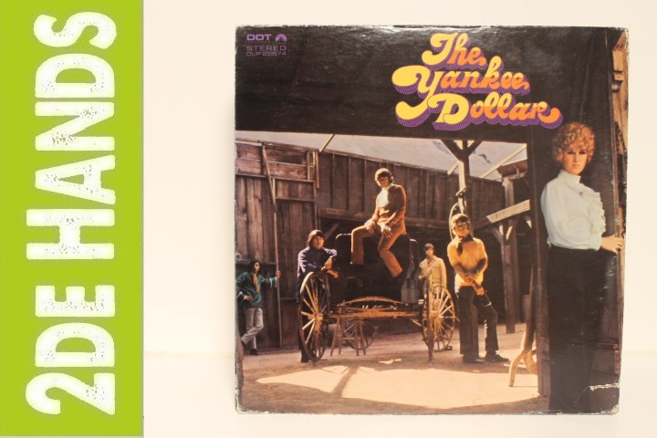 The Yankee Dollar – The Yankee Dollar  (LP) B70