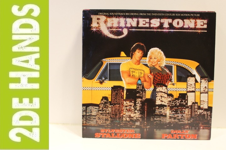 Various ‎– Rhinestone - Original Soundtrack (LP) B70